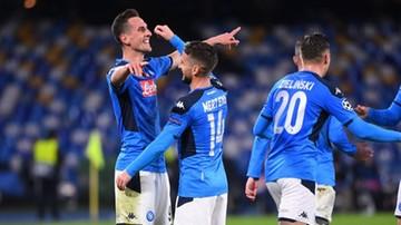 Puchar Włoch: Zieliński od pierwszej minuty, Milik poza kadrą. Koniec Polaka w Napoli?