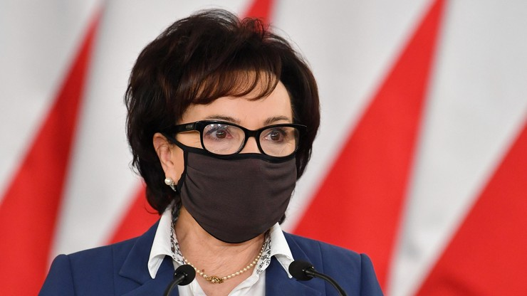 Marszałek Sejmu: skierowałam ustawę ratyfikacyjną do prezydenta