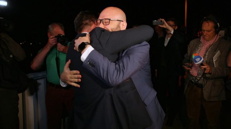 Niemiecki polityk złożył na siebie doniesienie. Chodzi o spotkanie z polskim burmistrzem