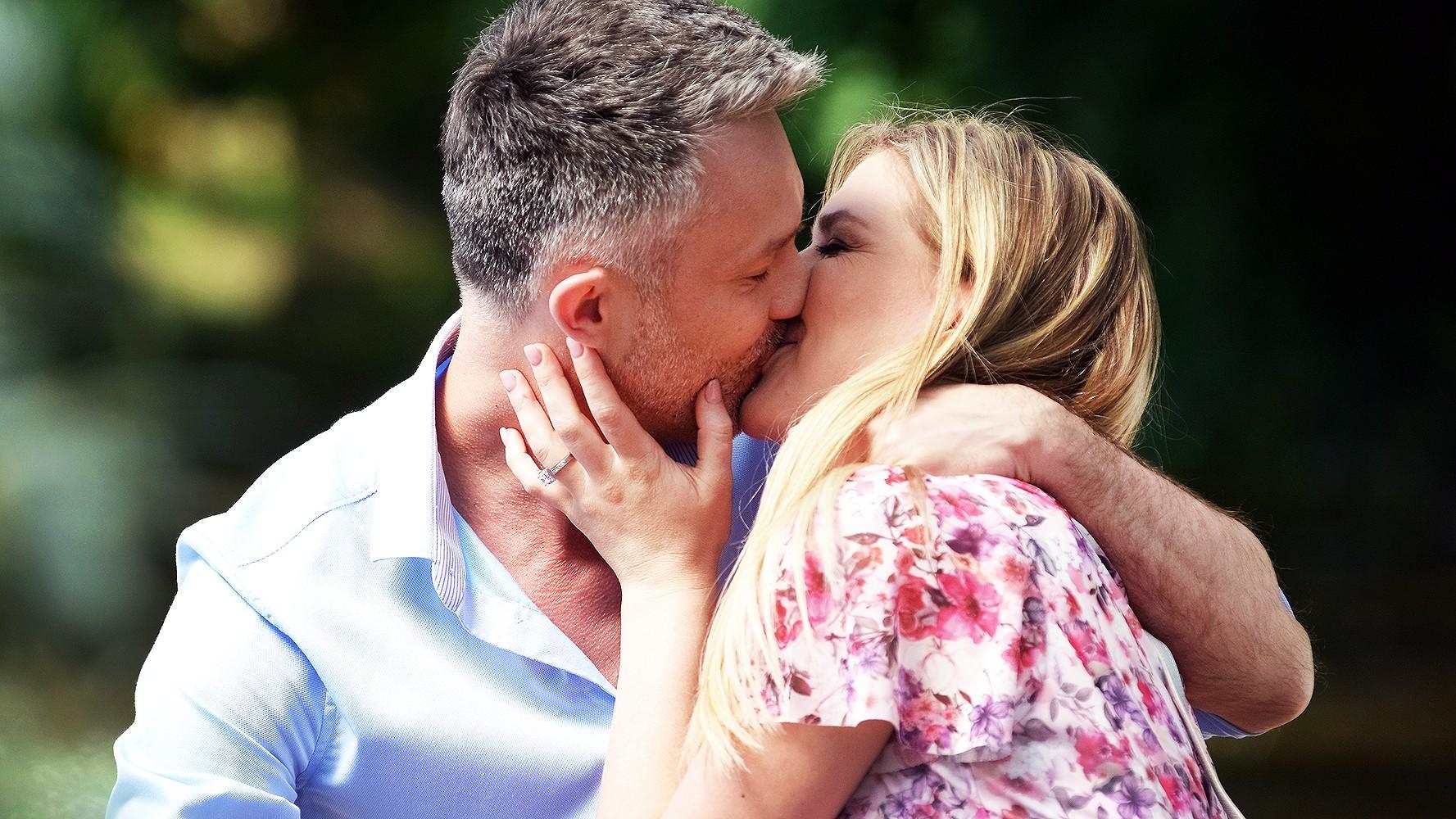 """""""Pierwsza miłość"""" - odcinek 3285: Zaskakujące zaręczyny"""
