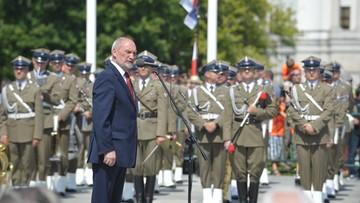 Macierewicz: Niemcy są winne Polsce reparacje