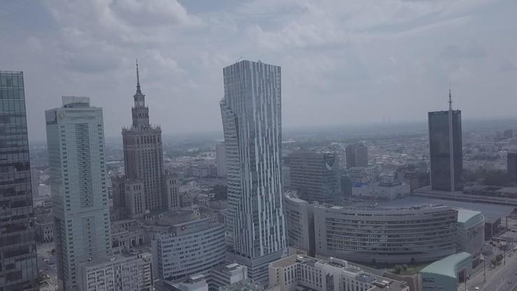 Stopień alarmowy ALFA w Warszawie w związku z konferencją bliskowschodnią