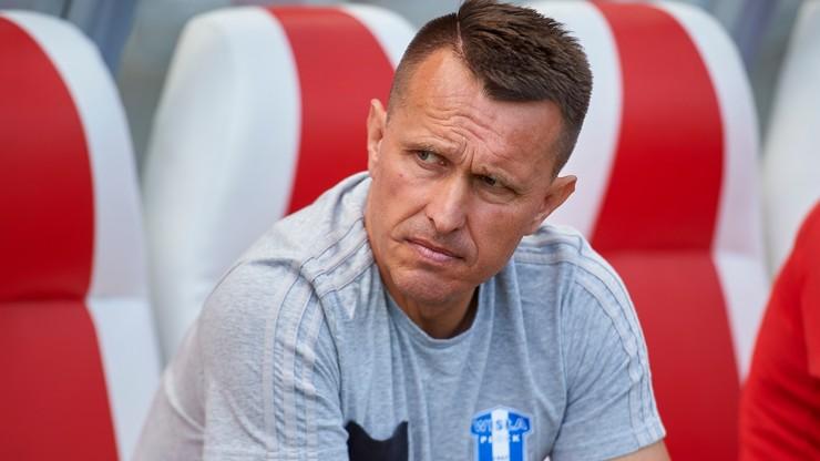 Ojrzyński nie jest już trenerem Wisły Płock