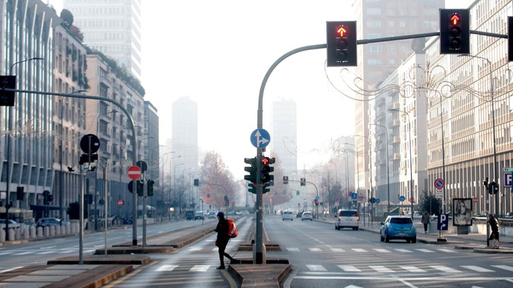 Włochy kontra smog. Rząd przeznaczy ponad 400 mln euro na walkę z zanieczyszczeniem