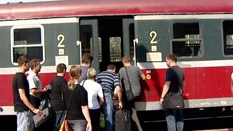 Od dziś nowy rozkład jazdy pociągów