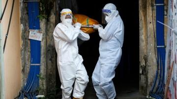 Kolejny kraj z ponad milionem zakażonych koronawirusem