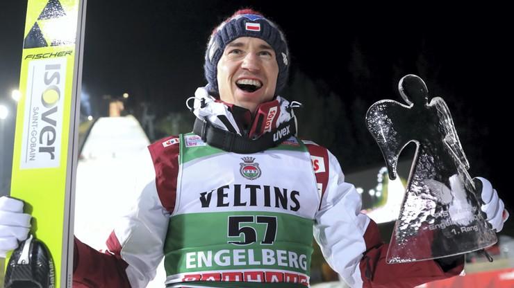 PŚ w skokach: Druga odsłona rywalizacji w Engelbergu