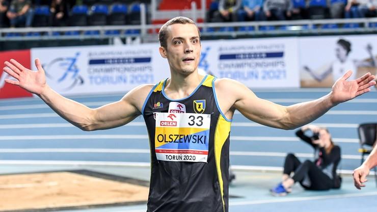 Lekkoatletyczne HMP: Popowicz-Drapała i Olszewski najlepsi w biegu na 60 m
