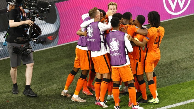 "Euro 2020. Holandia - Austria. O Holender! ""Oranje"" nie dali szans Austriakom"