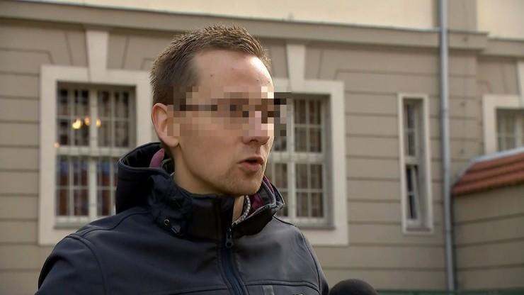 Były ksiądz Jacek M. skazany na rok prac społecznych za nawoływanie do nienawiści