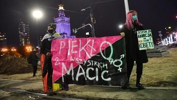 Strajk Kobiet na ulicach. Protesty w polskich miastach
