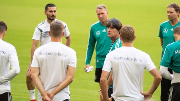 Liga Narodów szansą na rehabilitację dla Niemców