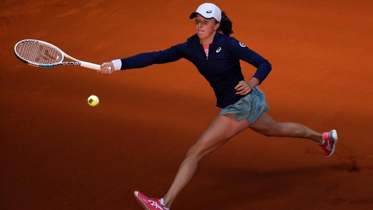 WTA w Rzymie: Koncert Igi Świątek! Polka lepsza od Eliny Switoliny!