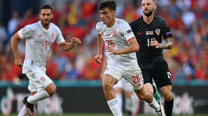 Liga Narodów: Hiszpania bez Pedriego w turnieju finałowym
