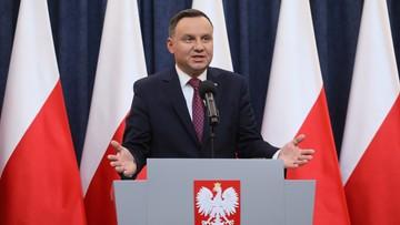 Andrzej Duda podpisał ustawy o Krajowej Radzie Sądownictwa i Sądzie Najwyższym