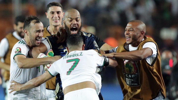 Puchar Narodów Afryki: Algieria rywalem Senegalu w finale