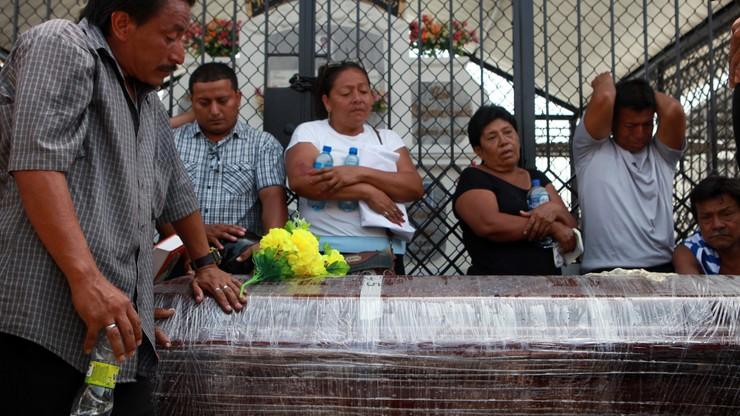Ekwador: 654 ofiary trzęsienia ziemi. Odbudowa kraju pochłonie 3 mld dolarów