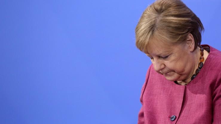 Amerykanie mieli podsłuchiwać Merkel, a pomagać im mieli Duńczycy