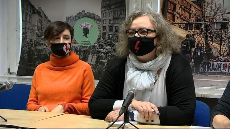 Strajk Kobiet zapowiada kolejne protesty. Lempart: policjanci wiedzą, że są bezkarni