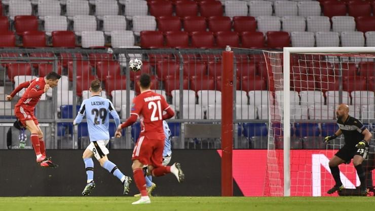 Skrót meczu Bayern Monachium - Lazio Rzym (WIDEO)