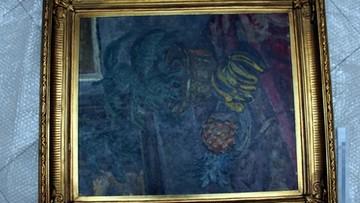 Policja odnalazła obrazy zagrabione w czasie wojny z Muzeum Narodowego w Krakowie