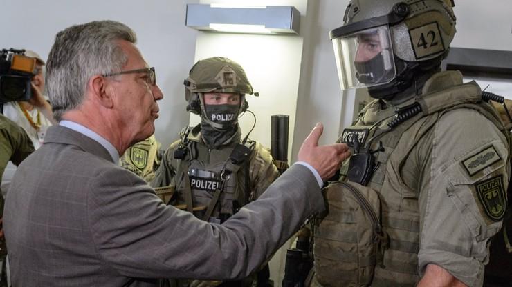"""Nowy, specjalny sztab niemieckiej policji do walki z terrorystami. """"Trzeba liczyć się z wieloma zamachami"""""""