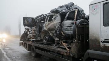 Po śmierci obserwatora OBWE wycofała patrole w Donbasie