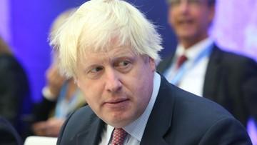 """""""Święty Mikołaj przyjedzie"""". Boris Johnson odpowiedział na list 8-latka"""