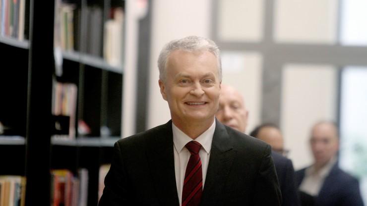 Prezydent elekt Litwy: z Polską mamy więcej podobieństw niż różnic
