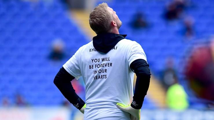 Piłkarze Leicester polecieli do Bangkoku na pogrzeb właściciela klubu