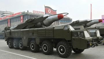 Korea Płn. rozmieściła wyrzutnie rakiet balistycznych