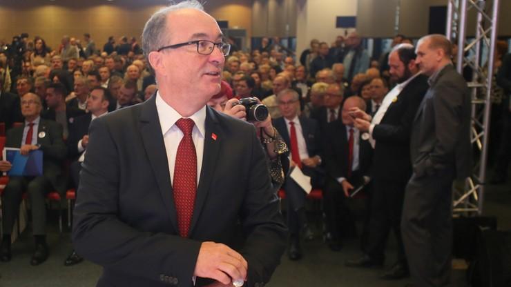 Czarzasty: celem powrót do parlamentu