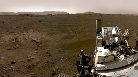 Oto pierwsza kolorowa panorama miejsca lądowania łazika Perseverance na Marsie
