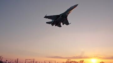 """""""Niebezpieczne i nieprofesjonalne"""" - USA o zachowaniu rosyjskiego pilota"""
