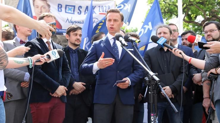 Bosak: konserwatywny zwrot w polskim społeczeństwie ciągle możliwy