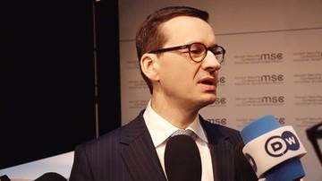 """Morawiecki rozmawiał z premierem Izraela. """"Dialog o najtrudniejszej historii jest niezbędny"""""""