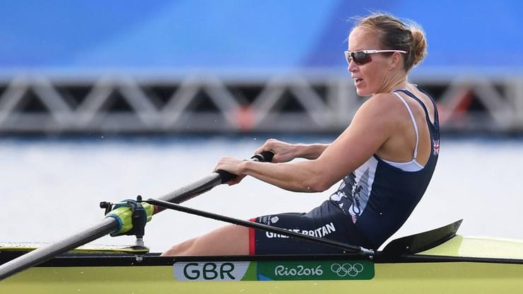 Tokio 2020: Helen Glover na dobrej drodze na igrzyska