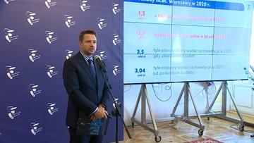 """Warszawa: podwyżki cen i przesunięte inwestycje. """"Idą trudne czasy"""""""
