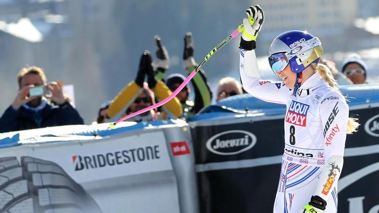 Alpejski PŚ: Vonn zrezygnowała ze startu w Garmisch-Partenkirchen