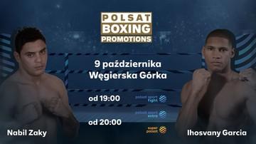 Polsat Boxing Promotions 2: Gdzie obejrzeć transmisję?