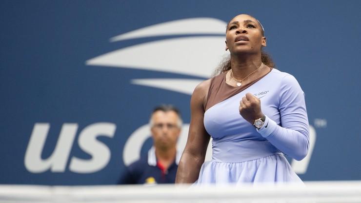 US Open: Piętnasty ćwierćfinał Sereny Williams