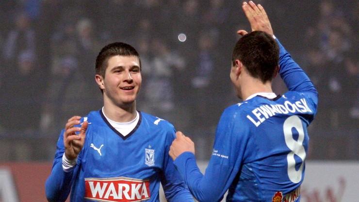 Semir Stilić: Od razu było widać, że Robert Lewandowski to klasowy piłkarz