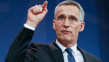 Szef NATO: Rosja nie powinna się łudzić, jesteśmy zawsze gotowi do reakcji na zbrojny atak