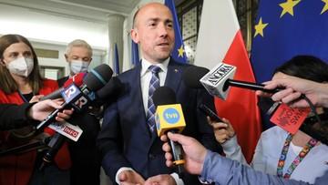 Borys Budka o rekonstrukcji rządu: lepienie na siłę sejmowej większości