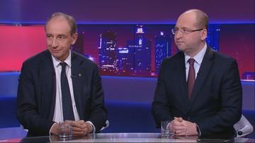 """""""Temat zastępczy"""" vs """"niech partie zadeklarują swoje stanowisko"""". Spór o deklarację ws. euro"""