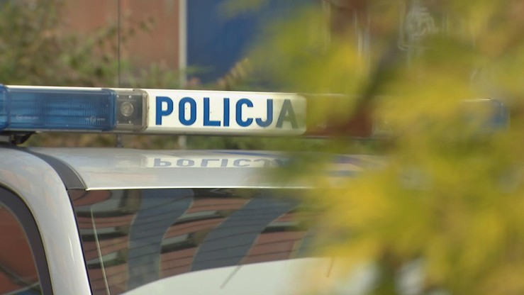 Dwie osoby zginęły w wypadku w Łowiczu, zablokowana droga numer 70
