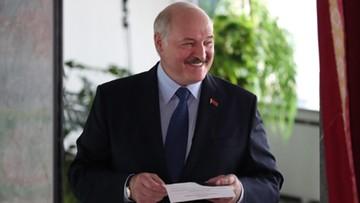 Wstępne wyniki wyborów na Białorusi