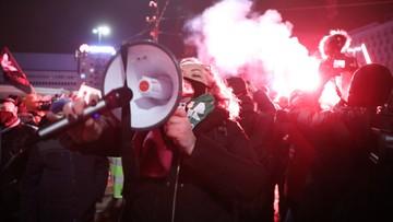 Protesty po wyroku TK. Policjanci użyli gazu wobec Marty Lempart