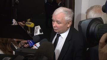 Debaty nie będzie. Kaczyński: Tusk nie jest partnerem politycznym