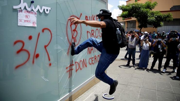 Salwadorczycy wyszli na ulice. Nie chcą płacić bitcoinem